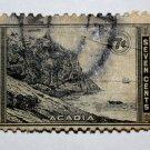 U.S. Cat. # 746 - 1934 7c Acadia, Maine