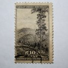 U.S. Cat. # 749 - 1934 10c Gr. Smoky Mtns., N. Carolina