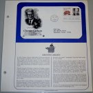 1988 First Day of Issue - Chester Carlson
