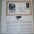 1989 First Day of Issue - North Carolina