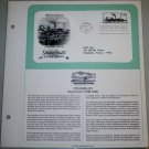 1989 First Day of Issue - Steamboats (3)