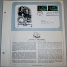 1988 First Day of Issue - Antarctic Explorers (2)