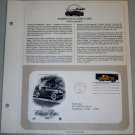 1988 First Day of Issue - Classic Cars (3)