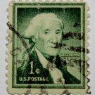 U.S. Cat. # 1031 - 1956 1c George Washington