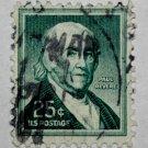 U.S. Cat. # 1048 - 1958 25c Paul Revere