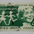 U.S. Cat. # 1135 - 1959 4c Dental Health