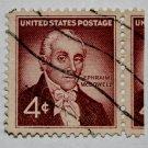 2-U.S. Cat. # 1138 - 1959 4c Dr. Ephraim McDowell