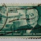 U.S. Cat. # 1184 - 1961 4c Sen. George W. Norris