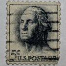 U.S. Cat. # 1213 - 1962 5c George Washington