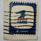 U.S. Cat. # 1396 - 1971 8c U.S. Postal Service Emblem