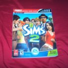 THE SIMS 2 Prima Official Game Guide NEAR MINT SHIPS SAME DAY OR NEXT