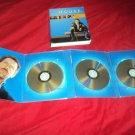 HOUSE SEASON ONE 1 DVD 6 DUAL SIDE DISCS SLIP COVER & ART DISC CASE NRMNT TO VG