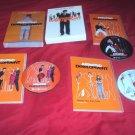ARRESTED DEVELOPMENT SEASON 2 TWO DVD 3 DISCS BOX ART SLIP COVER & ART CASES