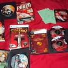 CONAN + AION + POKER + THE EXPERIMENT PC COMPLETE VG TO NRMNT SHIP SAME DAY /NXT