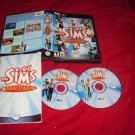 SIMS DELUXE EDITION PC DISCS MANUAL ART & CASE GOOD TO NEAR MINT  HAS CODE