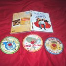 HOW I MET YOUR MOTHER SEASON 1 ONE DVD 3 DISCS & ART DISC CASE NEAR MINT TO MINT