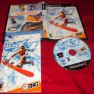 SSX 3 PlayStation 2 PS2 *** PS3 DISC MANUAL ART & CASE GOOD TO NEAR MINT