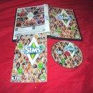 THE SIMS 3 PC & MAC DVD DISC MANUAL ART & CASE GOOD TO NEAR MINT HAS CODE