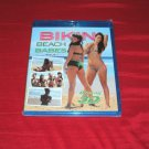 BIKINI BEACH BABES 3D BLU-RAY DVD NEW & FACTORY SEALED SHIP SAME DAY/NXT