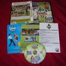 THE SIMS 3 TOWN LIFE STUFF PC & MAC DISC MANUAL ART & CASE MINT TO NEAR MINT