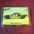 1992 Action Packed Prototype #103 KYLE PETTY NEAR MINT SHIPS  WITH TRACKING