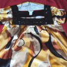 CDW CREATIVE DESIGN WORKS WOMENS TOP BLOUSE GREAT CONDITION ONE OWNER