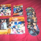 One Tree Hill THE COMPLETE SEASON ONE 1 DVD 6 DISCS INSERT BOX ART & ART CASE