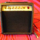 BARCELONA PG-10 10 WATT GUITAR AMPLIFIER Practice AMP With Stand VG Condition