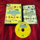 Sims 2 KITCHEN & BATH INTERIOR DESIGN PC DISC MANUAL ART & CASE MINT to NRMT