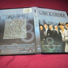 Law & Order COMPLETE EIGHTH YEAR  SEASON 8 DVD  5 DISCS NEW NOT SEALED