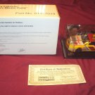 TERRY LABONTE KELLOGG'S #5 DIECAST 1/24 REVELL 1997 NEW & SEALED WITH COA