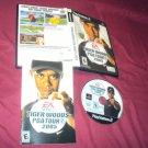 TIGER WOODS PGA Tour 2005 PlayStation 2 PS2  *** PS3 DISC MANUAL ART & CASE GOOD