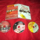 HOW I MET YOUR MOTHER SEASON 4 FOUR DVD 3 DISCS & ART CASE NEAR MINT TO VG