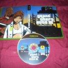 GRAND THEFT AUTO III THE Xbox COLLECTION Xbox DISC GOOD ART & CASE VERY GOOD