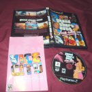 GRAND THEFT AUTO VICE CITY PlayStation 2 PS2 *** PS3 DISC MANUAL ART & CASE VG/G