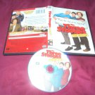 The THREE STOOGES The MOVIE DVD DISC ART & CASE VERY GOOD SHIPS SAME DAY OR NEXT