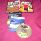 HERE COMES The BOOM DVD DISC INSERTS ART & CASE VG TO NEAR MINT Kevin James