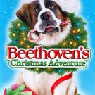 BEETHOVEN'S CHRISTMAS ADVENTURE NEW & FACTORY Y-FOLD SEALED SHIP SAME DAY / NEXT