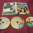 SCRUBS The COMPLETE FIRST SEASON DVD 3 DISCS ART & CASE NEAR MINT TO VERY GOOD