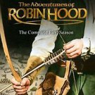 The ADVENTURES of ROBIN HOOD The COMPLETE FIRST SEASON 1 DVD NEW & FACTORY SEAL