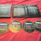 SURFACE The COMPLETE SERIES DISCS BOX ART & ART CASE VERY GOOD TO NEAR MINT