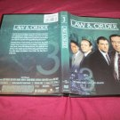 Law & Order COMPLETE THIRD YEAR SEASON 3 THREE DVD NEW NOT SEALED 6 DISCS