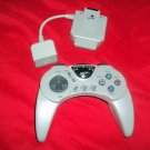 WIRELESS CONTROLLER WITH RECEIVER PLAYSTATION Mad Catz VG CONDITION