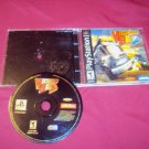 VIGILANTE 8: 2nd OFFENSIVE PlayStation PS1 *** PS2 *** PS3 DISC MANUAL & CASE