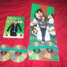 HOUSE SEASON 4 FOUR DVD 4 DISCS BOX ART & DISC ART CASE GOOD TO VERY GOOD