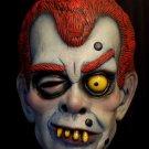 RockaBilly Zombie Rocker Undead Shock-A-Billy Halloween Mask Walking Dead Classic Rock n Roll