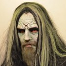 Rob Zombie Hellbilly Deluxe Super Beast Officially Licensed Scary Halloween Mask