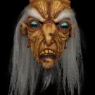 The Goat Witch Evil Hag Horned Demon Beast Occult Monster Creature Scary Halloween Collectors Mask