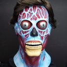 They Live Space Alien John Carpenter Movie Officially Licensed Universal Studios Halloween Mask