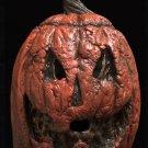 Rotting Pumpkin Head Jack O Lantern Rotten Undead Zombie Monster Halloween Collectors Mask